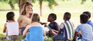 Summer Language Camp in English or French