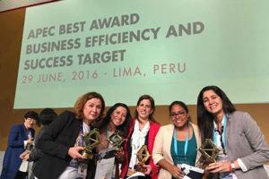 """Международный конкурс женщин-предпринимательниц в рамках форума АТЭС """"Женщина в экономике"""""""