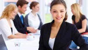 Семинар, посвященный женскому предпринимательству