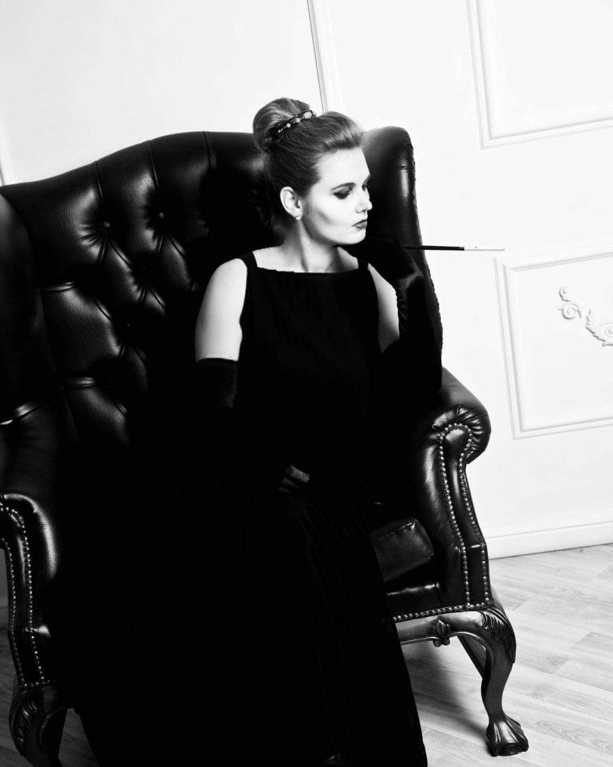 Анна Корнилина: Пусть Новый Год принесет вам новые встречи, новые открытия, возможность раскрываться