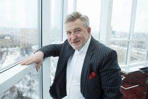 Владимир Постанюк: Сердечно хочу поздравить вас с этим замечательным праздником!