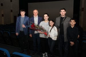 Режиссер Зарина Пафифова: В этом фильме я постаралась передать именно ту атмосферу, которая царит у нас