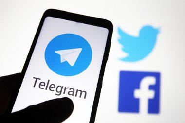 Telegram, Facebook и Twitter грозят штрафы на общую сумму в 72 млн рублей
